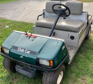 $300 golf cart
